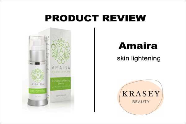 Amaira Skin Lightening Serum Review Does It Work Buyers Guide