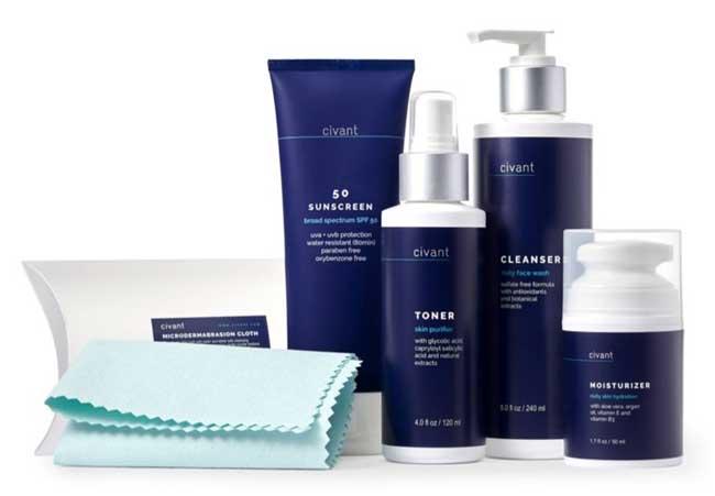 Skin Care Brightening Kit
