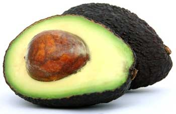 avacado for bags under the eyes - hoem eremdy