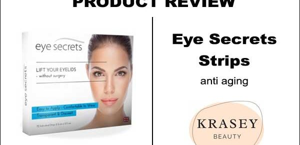 Eye Secrets Strips review