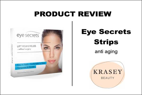 Eye Secrets Strips review