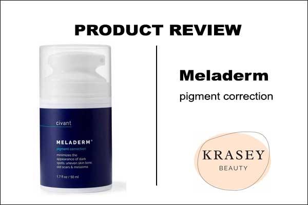 Meladerm pigmentr correction